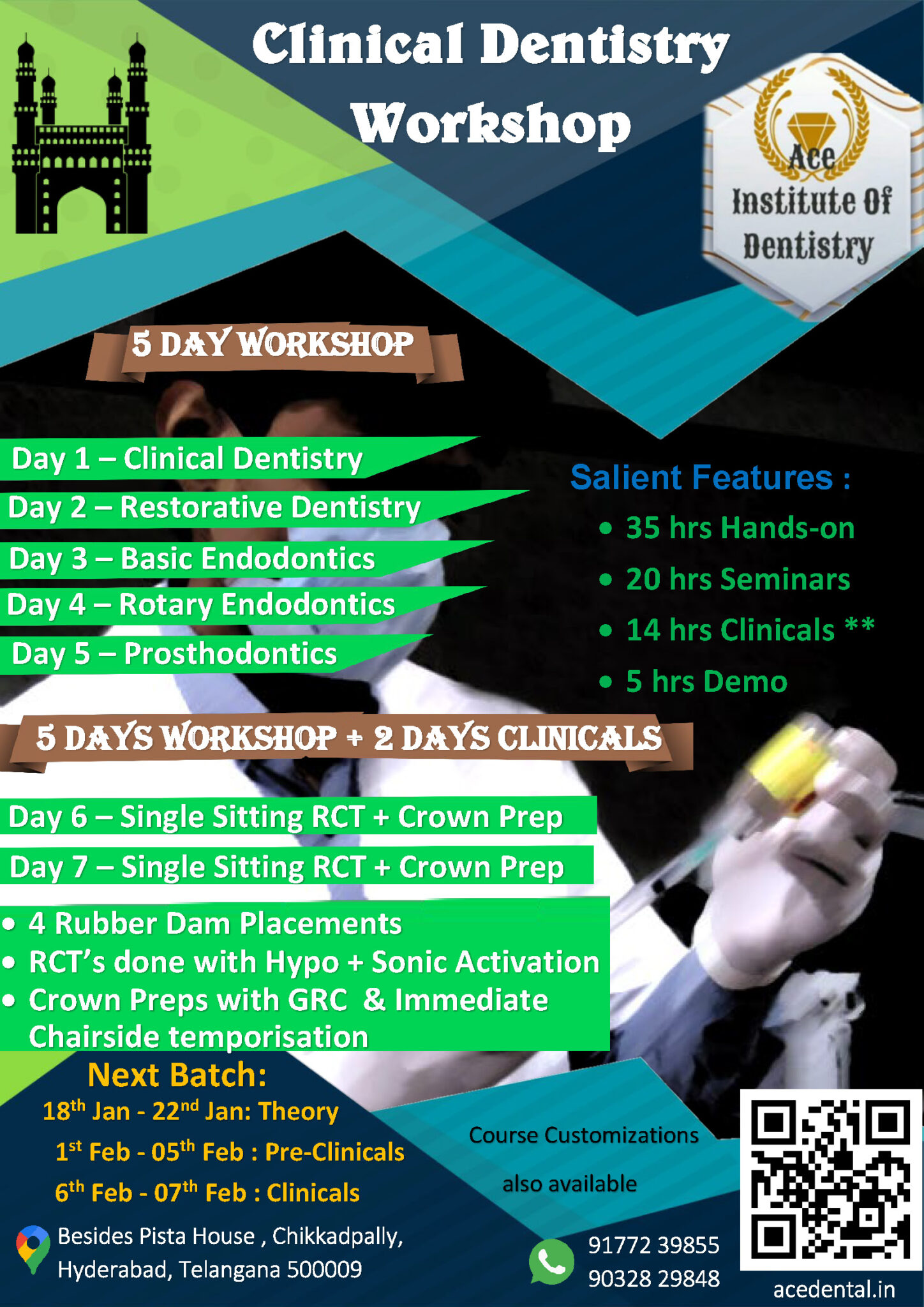 Clinical Dentistry Workshop
